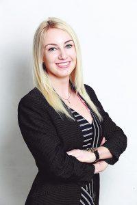 Administratorė Kristina Timofejeva